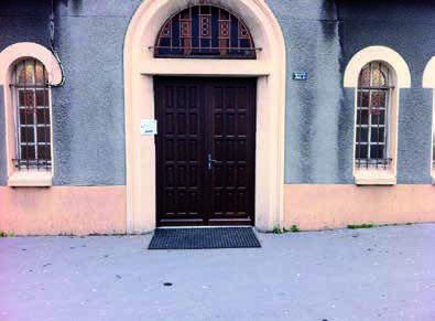 Portes d'entrée Bois