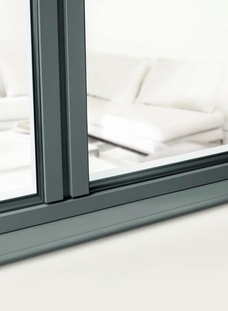 Fenêtres et baies alu